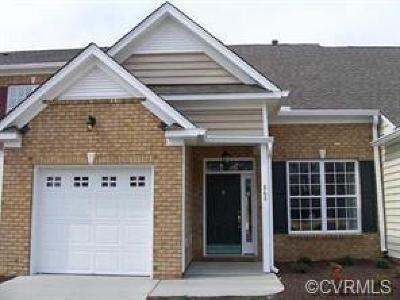 Glen Allen Rental For Rent: 868 Parkland Place