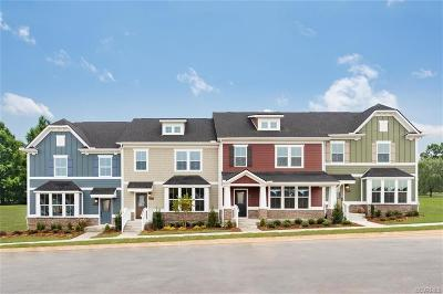 Chesterfield Condo/Townhouse For Sale: 16505 Gossamer Drive #3C