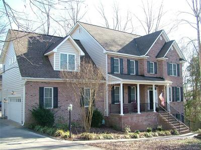 Mechanicsville Single Family Home For Sale: 7200 History Lane