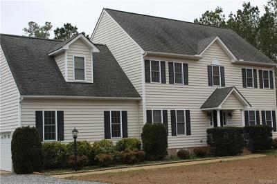 Chesterfield Single Family Home For Sale: 12640 Riverway Road