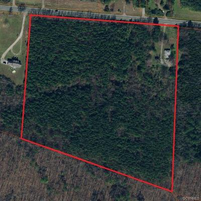 Powhatan Residential Lots & Land For Sale: 4677 Anderson Highway