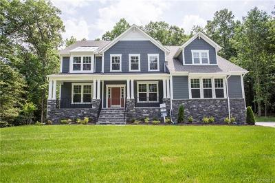 Chester VA Single Family Home For Sale: $471,450