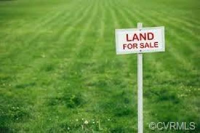 Chesterfield County Residential Lots & Land For Sale: 11001 Chippoke Place