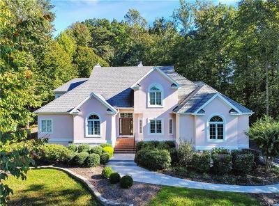 Midlothian Single Family Home For Sale: 3525 Salles Ridge Court