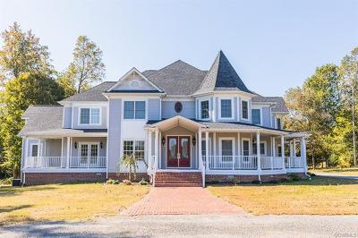 Hanover County Single Family Home For Sale: 6035 Pine Slash Road