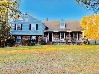 Henrico Single Family Home For Sale: 10506 Sancrest Road