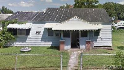 Single Family Home For Sale: 2403 Trenton Street