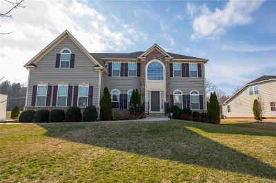 Chesterfield County Single Family Home For Sale: 12330 Rotunda Lane
