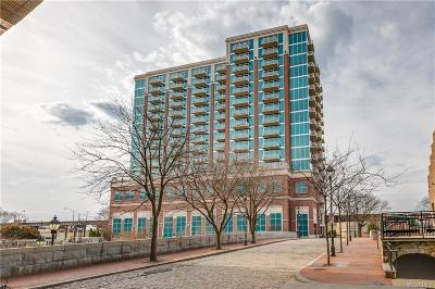 Richmond Condo/Townhouse For Sale: 301 Virginia Street #U1703