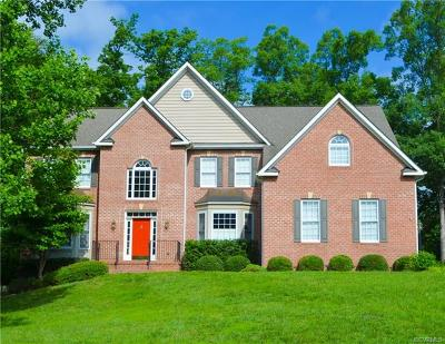 Manakin Sabot Single Family Home For Sale: 507 Hickory Drive