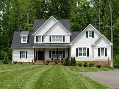 Goochland County Single Family Home For Sale: 2136 Withers Lane