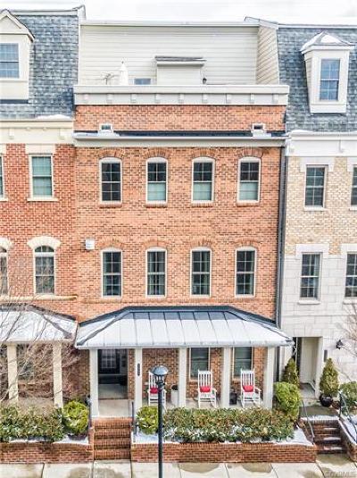 Glen Allen Single Family Home For Sale: 3805 Barnyard Trail