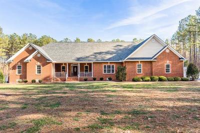 Ashland Single Family Home For Sale: 13165 Greenwood Creek Drive