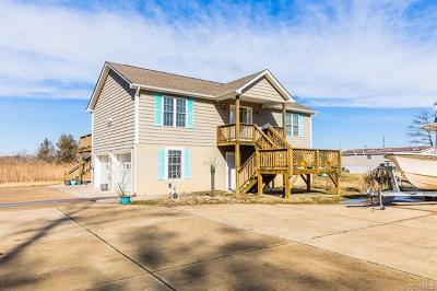 Single Family Home For Sale: 2801 Potato Neck Road