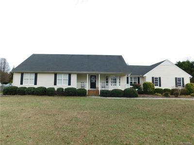 New Kent Single Family Home For Sale: 5620 Gentry