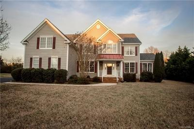 Chester Single Family Home For Sale: 12421 Hogans Place