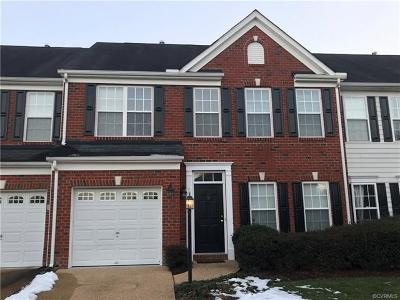 Henrico Condo/Townhouse For Sale: 4005 Aspen View Court