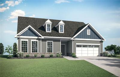 Glen Allen Single Family Home For Sale: Orchard Vista Lane