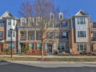 Glen Allen Condo/Townhouse For Sale: 3952 Redbud Road