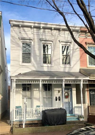 Richmond Single Family Home For Sale: 411 S Pine Street