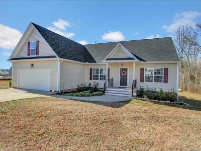 Henrico Single Family Home For Sale: 3412 White Tower Way