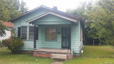 Petersburg Single Family Home For Sale: 1462 Ferndale Avenue