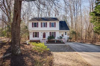 Glen Allen Single Family Home For Sale: 1063 Telegraph Station Lane