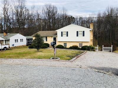 Nottoway County Single Family Home For Sale: 312 Guy Ave