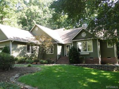 Chesterfield County Rental For Rent: 15000 Walnut Bend Road