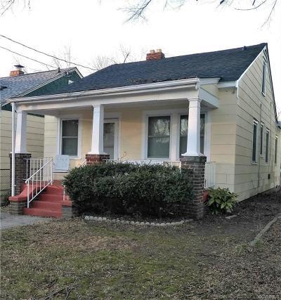 Single Family Home For Sale: 462 Milton Street