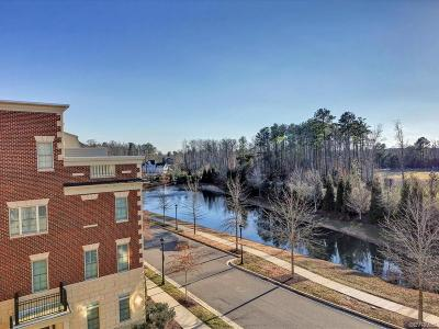 Glen Allen Condo/Townhouse For Sale: 2423 Liesfeld Parkway