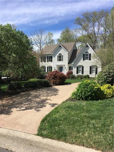 Henrico County Single Family Home For Sale: 2100 Boardman Lane