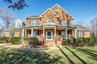 Goochland County Single Family Home For Sale: 2232 Parkers Hill Drive