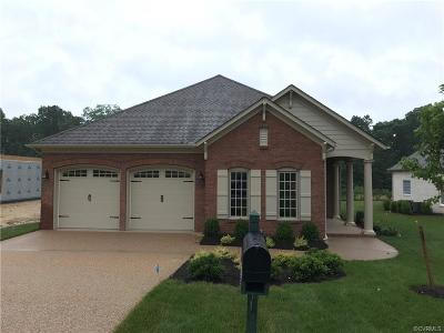 Manakin Sabot Single Family Home For Sale: 311 Piping Rock Road