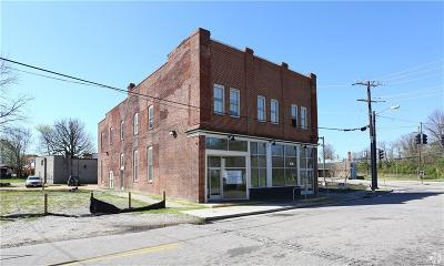 Petersburg Commercial For Sale: 712 & 714 High Street