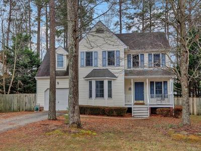 Glen Allen Single Family Home For Sale: 9113 Brookwood Glen Drive