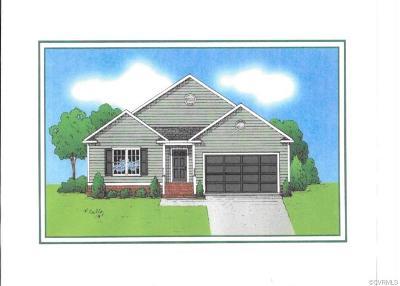 Mechanicsville Single Family Home For Sale: 6410 Garden Acre Court