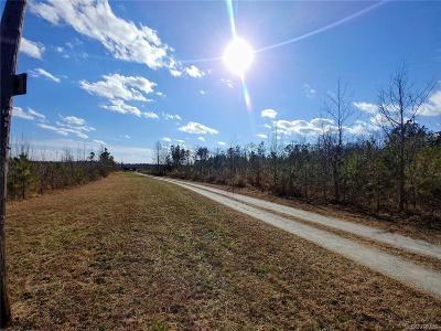Brunswick County Land For Sale: 0000 Flat Rock Road