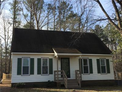 Chesterfield Single Family Home For Sale: 5749 Sara Kay Drive