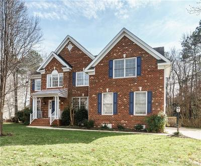 Hanover County Single Family Home For Sale: 9514 Stone Spring Drive