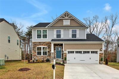 New Kent Single Family Home For Sale: 7831 Arbor Ponds Terrace