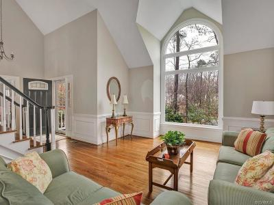 Manakin Sabot Single Family Home For Sale: 512 Red Maple Drive