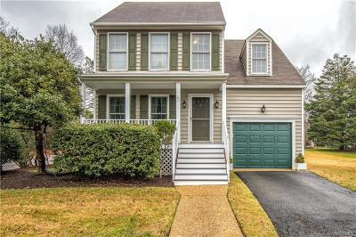 Henrico Single Family Home For Sale: 2637 Bradway Lane