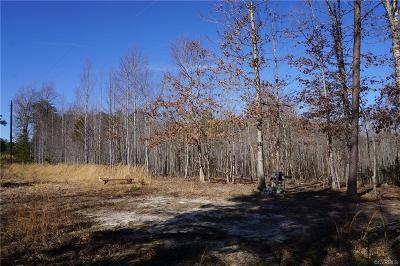 Amelia County Land For Sale: Xx Genito Road