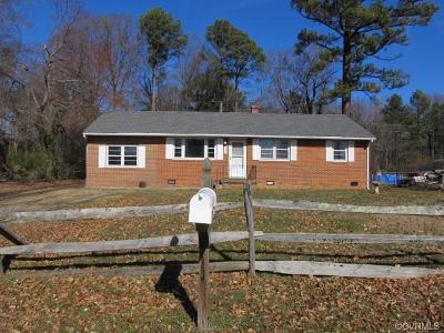 Richmond Single Family Home For Sale: 3030 Galena Avenue