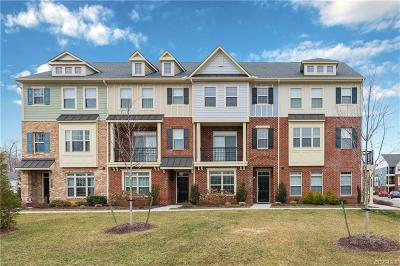 Henrico Condo/Townhouse For Sale: 10923 Parkshire Lane