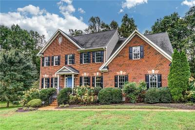 Goochland County Single Family Home For Sale: 1304 Autumn Breeze Drive