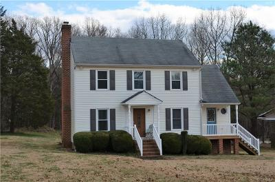 Powhatan Single Family Home For Sale: 1339 Avatar Drive
