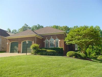 Powhatan County Single Family Home For Sale: 2291 Founders Hill Court