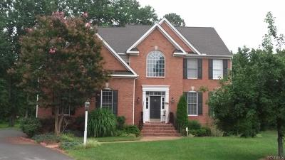 Glen Allen Single Family Home For Sale: 12000 Bennett Court